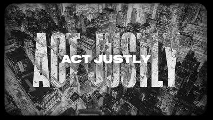 Pat Barrett - Act Justly, Love Mercy, Walk Humbly