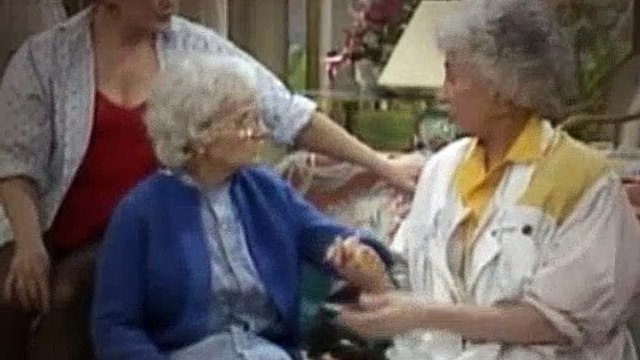 The Golden Girls Season 1 Episode 18 The Operation