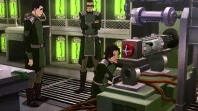 The Legend Of Korra Season 4 Episode 6 Battle Of Zaofu