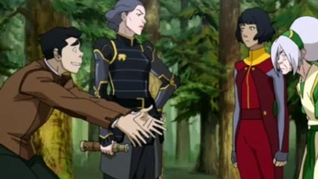 The Legend Of Korra Season 4 Episode 10 Operation Beifong