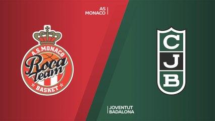 7Days EuroCup Highlights Top 16, Round 4: Monaco 97-82 Joventut