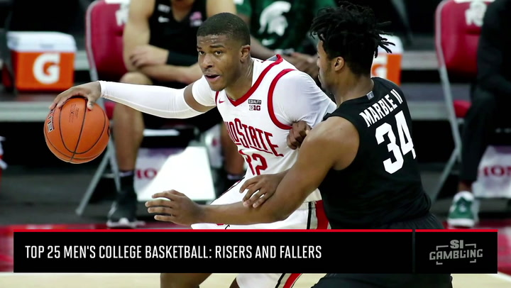 College Basketball Top 25 Rankings