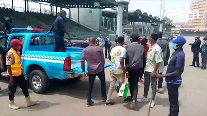 Violators Of COVID-19 Regulations Arraigned Before A Mobile Court In Abuja