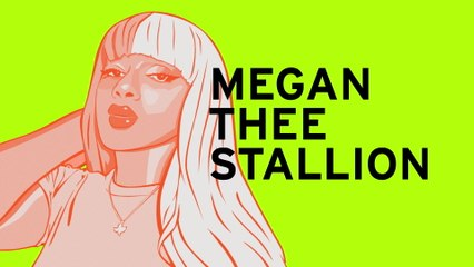 Future Black History Honors Megan Thee Stallion!