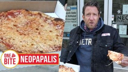 Barstool Pizza Review - NeoPapalis (Ann Arbor, MI)