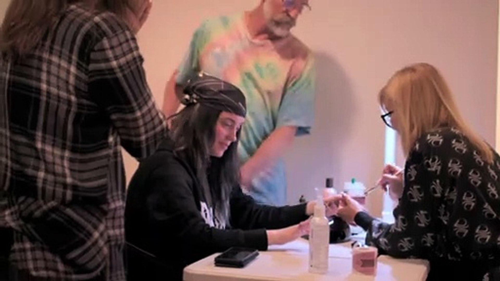 Official trailer of Billie Eilish The World's A Little Blurry