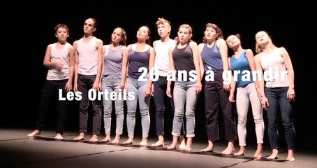 Danse, les Orteils 20 ans et la fin