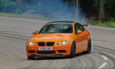VÍDEO: STIG se pone a derrapar como un loco con este BMW M3 GTS