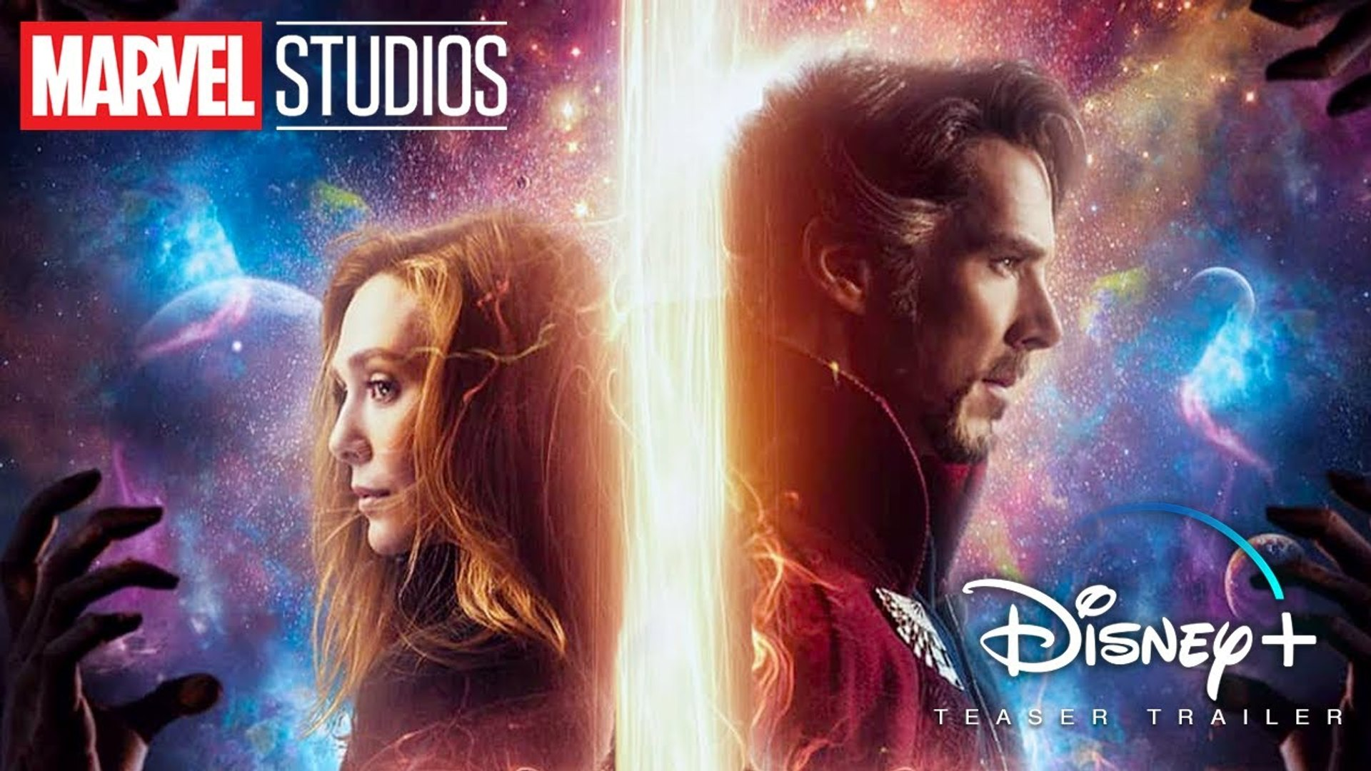 Doctor Strange in the Multiverse of Madness Zoom Background