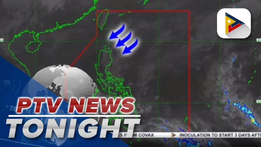PTV INFO WEATHER: Northeast monsoon still brings cloudy skies with rain over the country