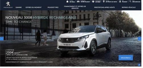 Peugeot : La photo officielle de la 3008 hybride ne fait pas l'unanimité à Marseille