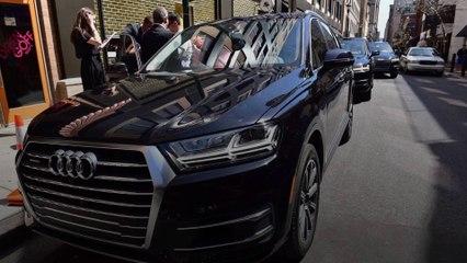 Le modèle de l'Audi Q7