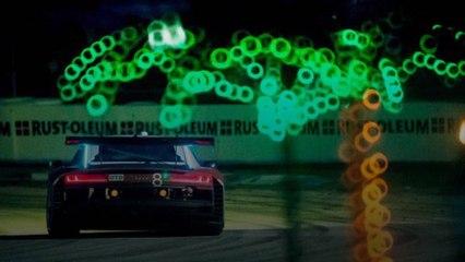 Le modèle de l'Audi R8