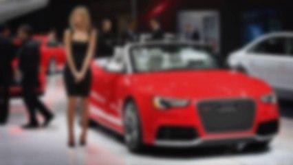 Le modèle de l'Audi RS6
