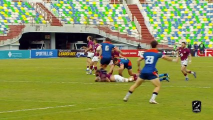 HIGHLIGHTS – GEORGIA / RUSSIA – RUGBY EUROPE CHAMPIONSHIP 2020 – ROUND 5