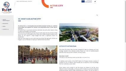 PACTE project's Matrix for Change