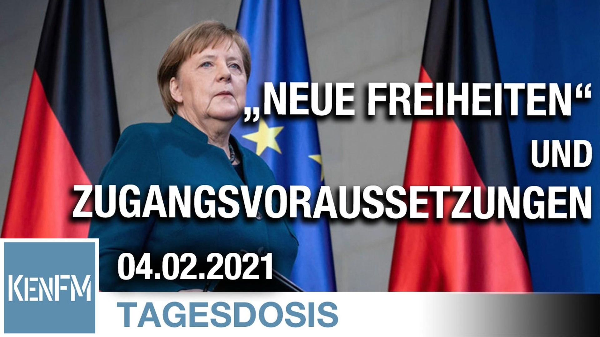 """Über """"neue Freiheiten"""" und Zugangsvoraussetzungen"""