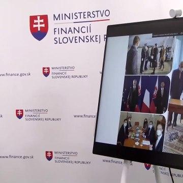 Spoločná TK Ministerstva financií SR a národnej lotériovej spoločnosti TIPOS