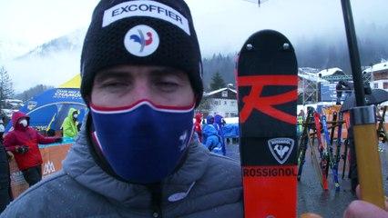 INSIDE - Coupe du Monde de Ski Alpin Hommes Kandahar Chamonix 2021