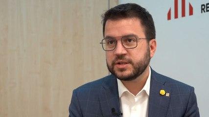 Pere Aragonés   Quins han de ser els eixos principals de l'acció de Govern?
