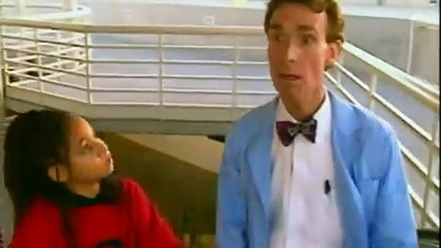 Bill Nye the Science Guy - S03E16 Human Transportation