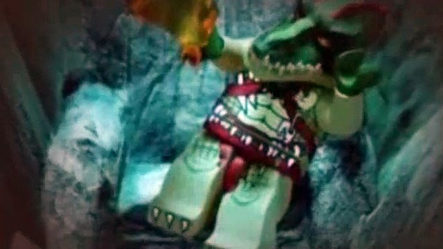 LEGO Legends Of Chima Season 1 Episode 2 The Great Story