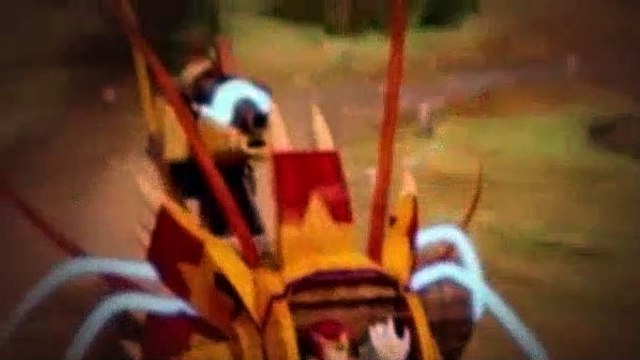 LEGO Legends Of Chima Season 1 Episode 4 The Joy Ride
