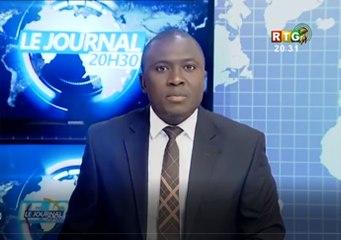 Le JT du  04/02/2021 de la RTG Koloma