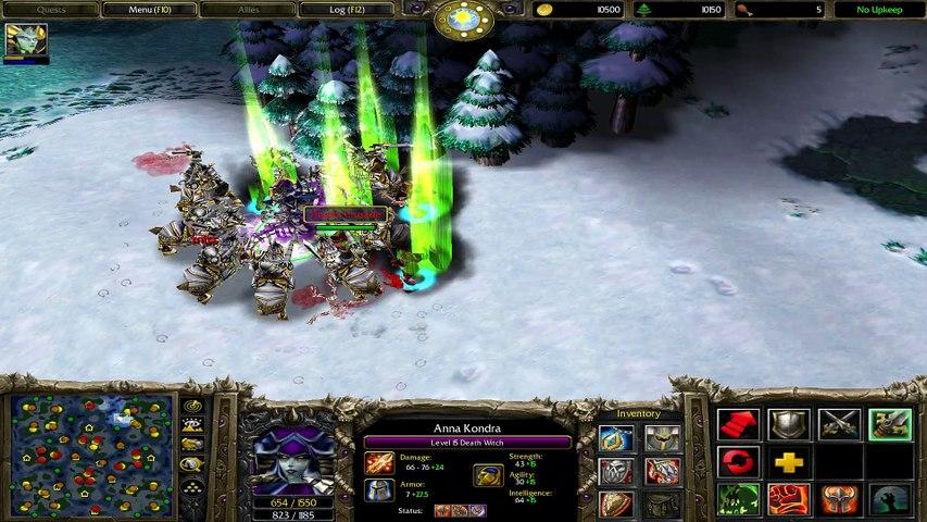 WC3 Classic: Naga Death Witch (Undead Naga Sea Witch)