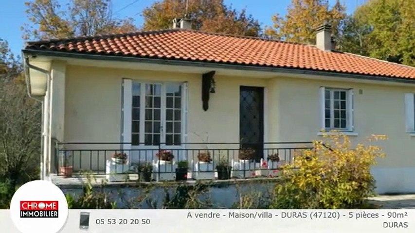 A vendre - Maison/villa - DURAS (47120) - 5 pièces - 90m²