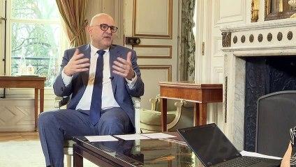 Séance d'échanges avec Laurent Pietraszewski | Journée scientifique de la Société Française de Médecine du Travail (SFMT)