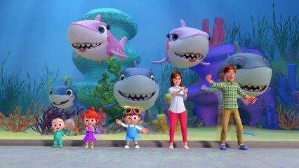 Baby Shark - Nursery Rhymes & Kids Songs