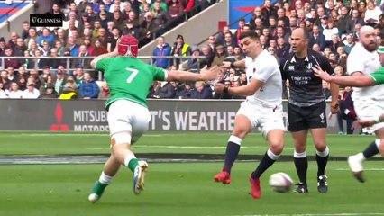 Owen Farrell and Eddie Jones discuss England's Championship preparations | Guinness Six Nations