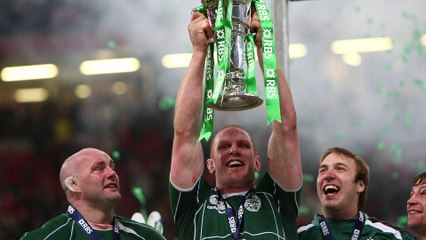 Andy Farrell and Johnny Sexton discuss the strides Ireland are making | Guinness Six Nations