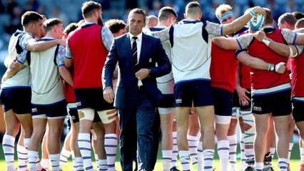 Franco Smith and Luca Bigi discuss Italy's strive for consistency | Guinness Six Nations