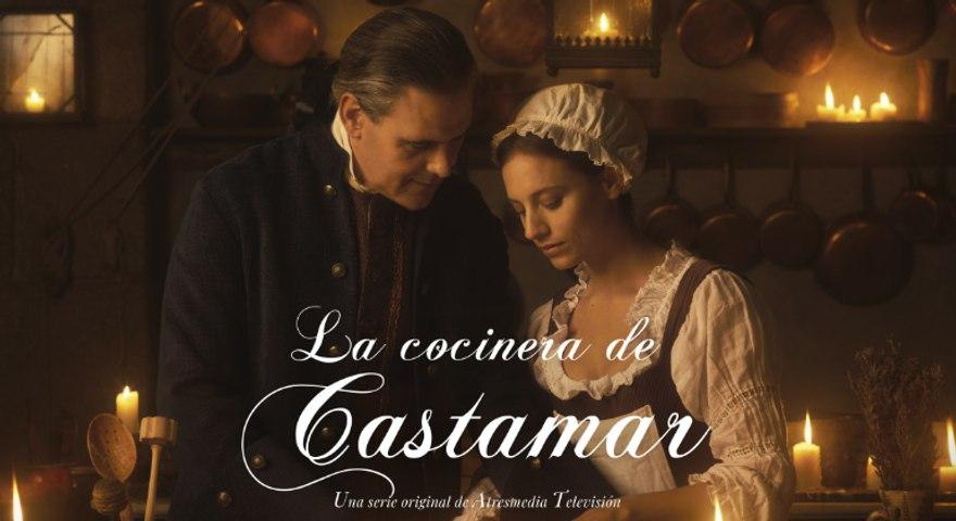 Tráiler de 'La Cocinera de Castamar' (Atresplayer Premium)