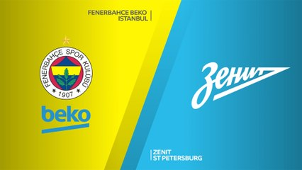 EuroLeague 2020-21 Highlights Regular Season Round 24 video: Fenerbahce 92-84 Zenit