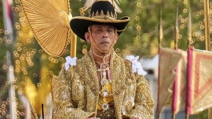 ¿Quién es el polémico rey de Tailandia?