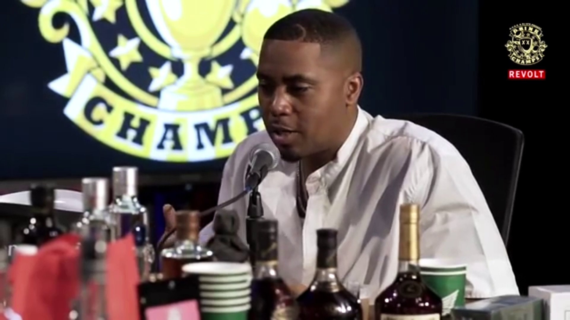 Nas Speaks On How He Felt When Ghostface Accused B.I.G. Of Biting His Album Cover