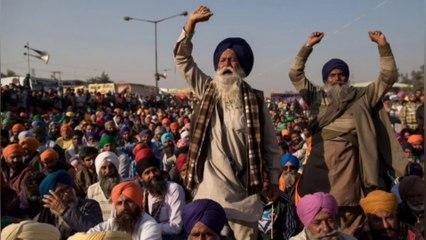 Bollywood news    bollywood news today    latest bollywood news     Farmers protest Rihanna Sonakshi Taapsee