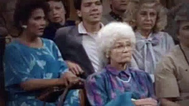The Golden Girls Season 2 Episode 4 It's A Miserable Life