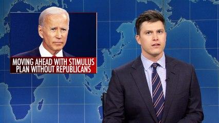 Weekend Update: Biden's Stimulus Plan