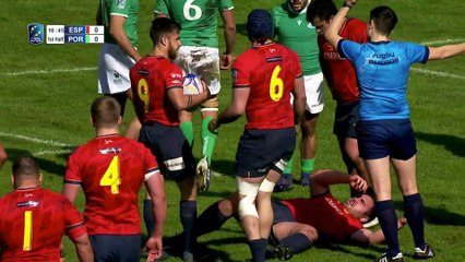 REPLAY SPAIN / PORTUGAL - RUGBY EUROPE CHAMPIONSHIP 2020