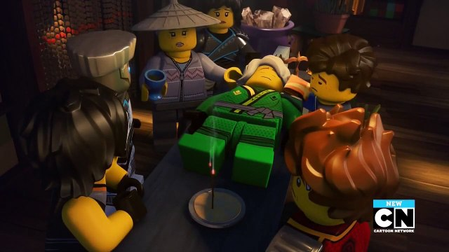 Ninjago - Masters of Spinjitzu - Se8 - Ep10- Big Trouble, Little Ninjago