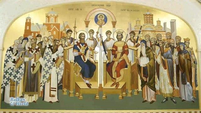 BEOGRAD - Hram Svetog Save