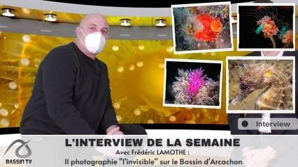 L'interview de la semaine : Avec Frédéric LAMOTHE