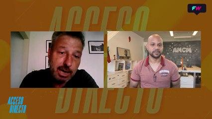 """Especial Martín Fierro. Entrevista al secretario de APTRA, Guillermo  """"Willy"""" Belgeri."""