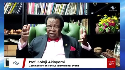 Developed countries have sold us a version of democracy they don't practice – Prof. Bolaji Akinyemi