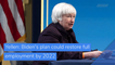 Yellen: Biden's plan could restore full employment by 2022, and other top stories in business from February 08, 2021.