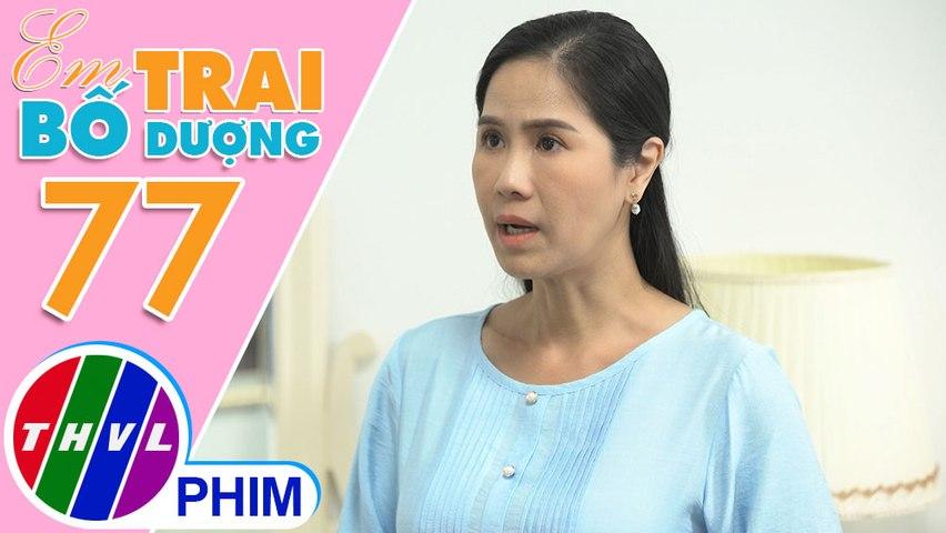 Em trai bố dượng - Tập 77[2]: Kiều bất ngờ trước quyết định xem ngày đính hôn cho Khôi của bà Kim